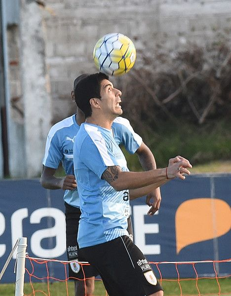 Uruguay Training for World Cup Qualifier - Pictures - Zimbio