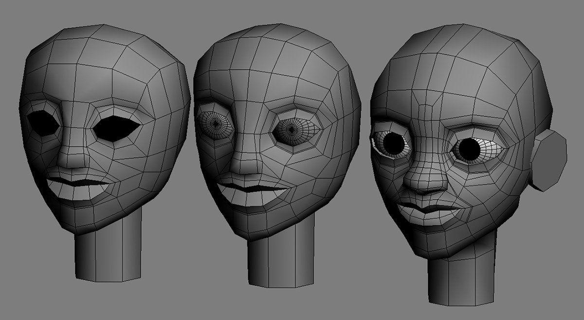 3ds Max Character Creation Character creation, Character