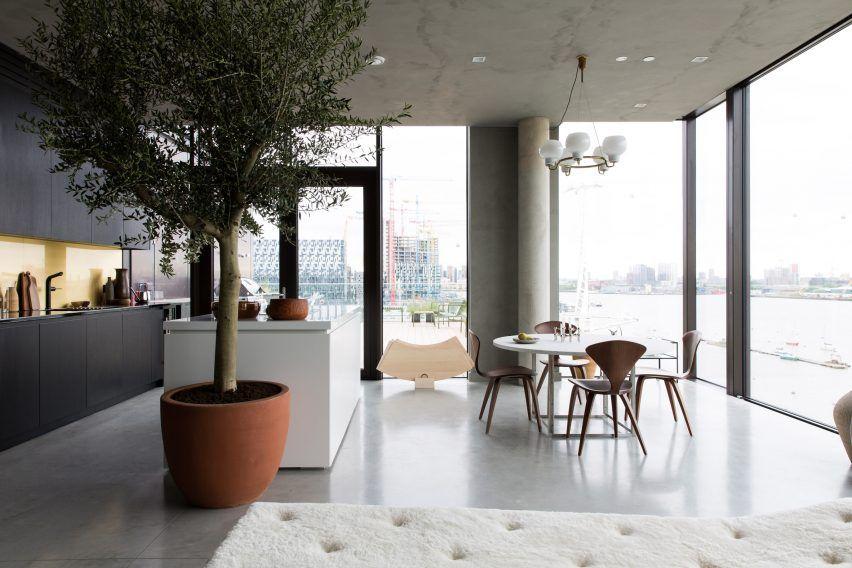 Das Cereal Magazine Präsentiert Eine Alternative Show Wohnung Auf Der  Londoner Greenwich Peninsula