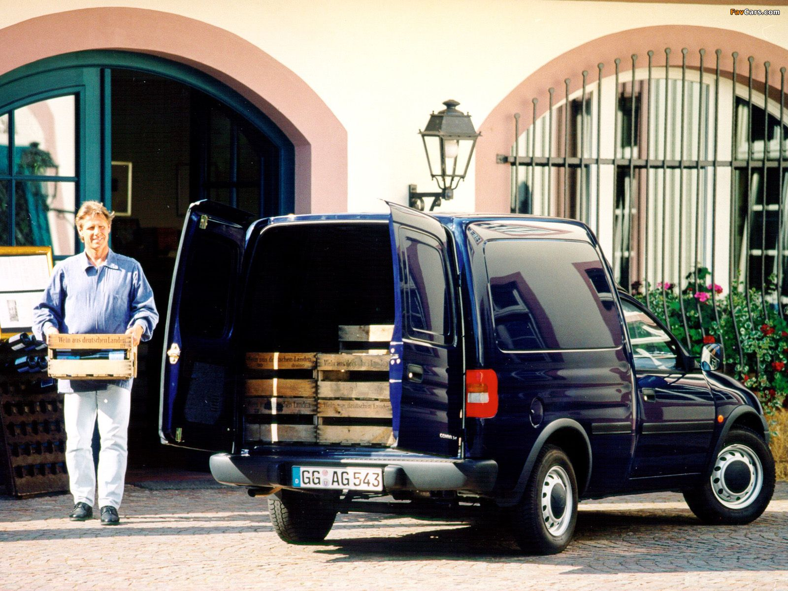 Opel Combo B 1993 2001 Pictures Opel Pictures Concept Cars