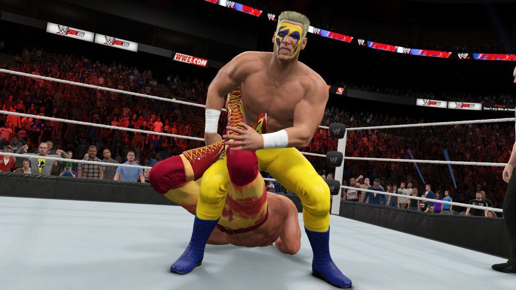 How to download wwe 2k15 game pc full version utorrent kickass.
