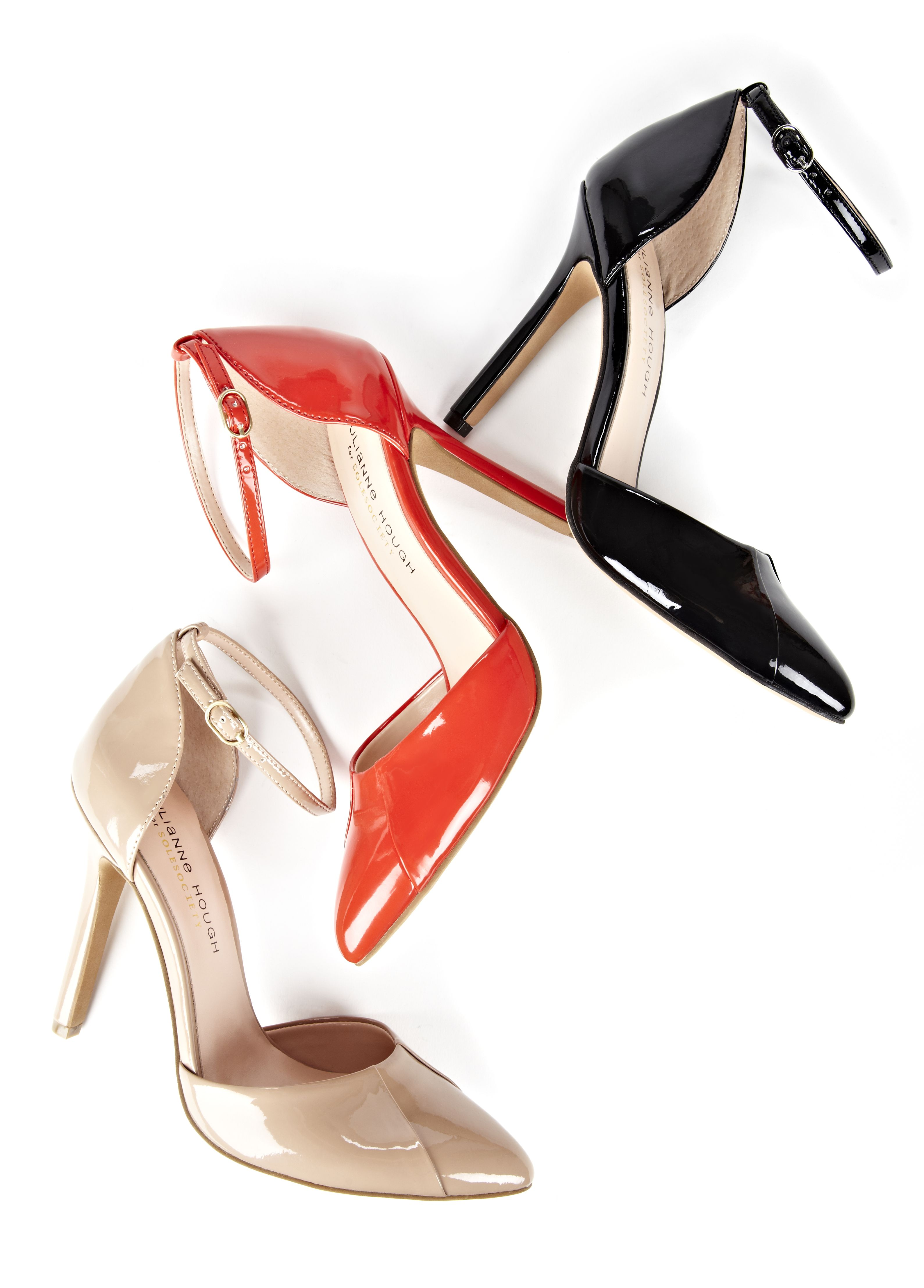 0d89ae0007e Meet the new power heel  perfect for work looks or an evening ensemble. -  Sole Society