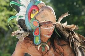 13+ Aztec helmet information