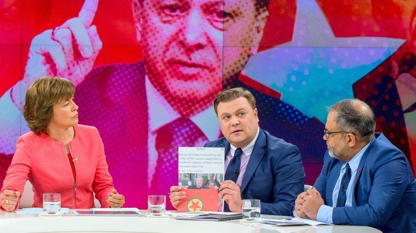 ZDF-Talk: Bizarr: Warum der Erdogan-Versteher Bülent Bilgi bei Illner für blankes Entsetzen sorgte - http://ift.tt/2oQzehp #news