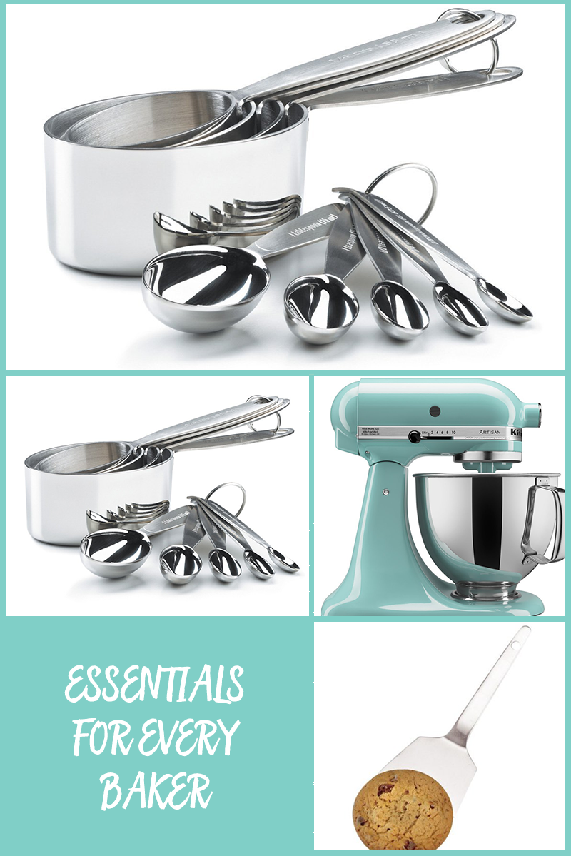 Baking 101 The Must Have Essentials Every Baker Needs Baking