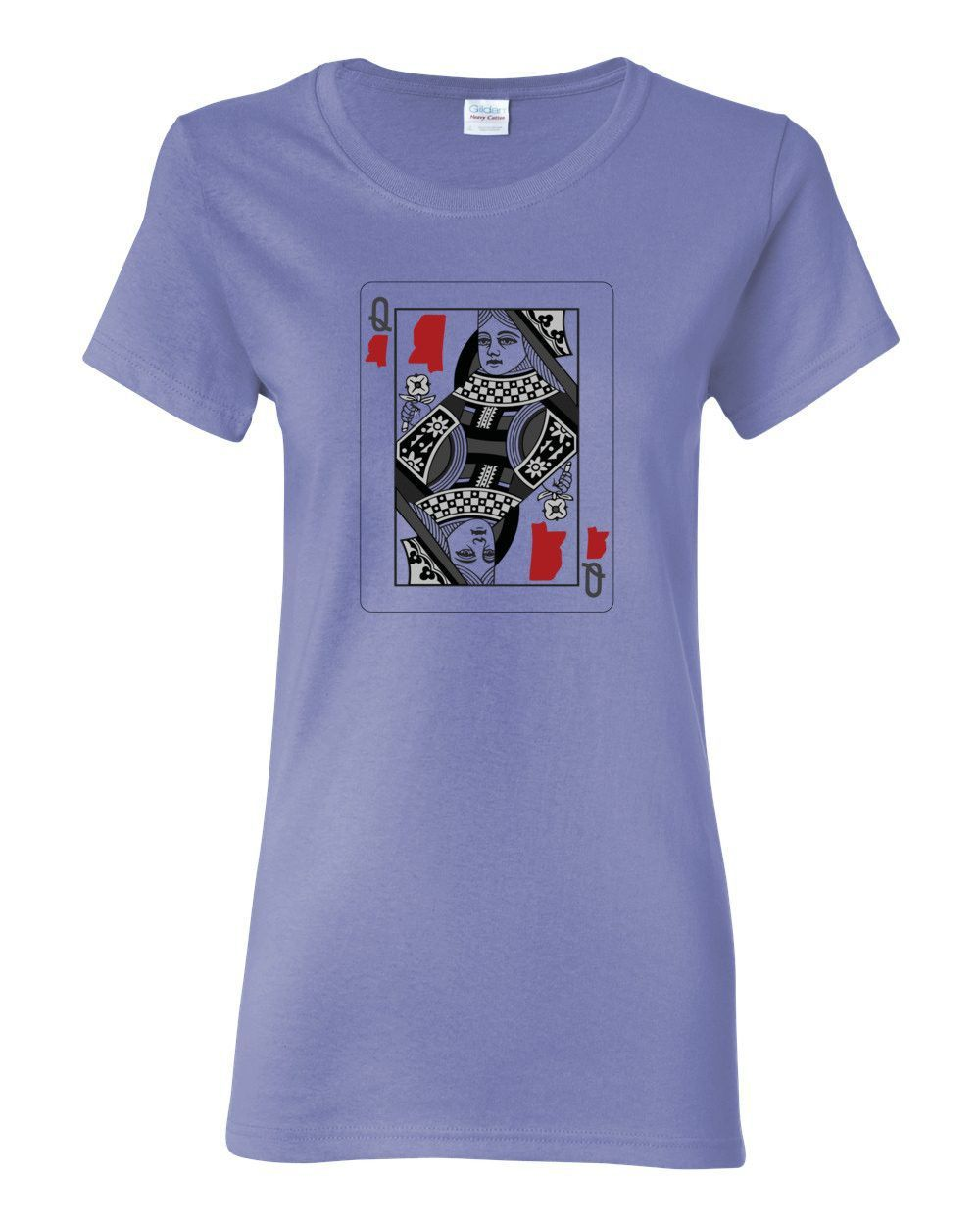 Queen of Mississippi t-shirt