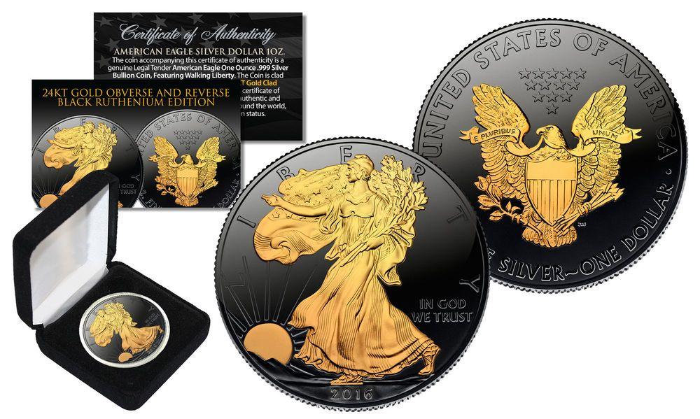 USA 2018 1$ Liberty Eagle UNITED STATES OF AMERICA 1oz Fine Silver Coin