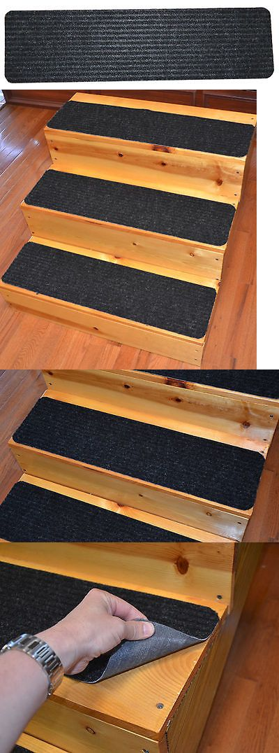 Best Stair Treads 175517 Black Indoor Outdoor Non Skid Slip 640 x 480