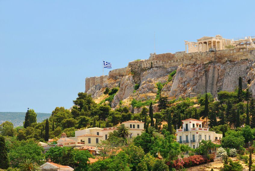 La Acrópolis de Atenas, cuna de la civilización occidental. http ...