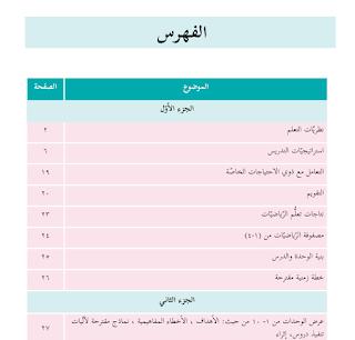 دليل المعلم في الرياضيات للصف الثاني الاساسي الفصل الاول والثاني Chart Blog Posts Blog