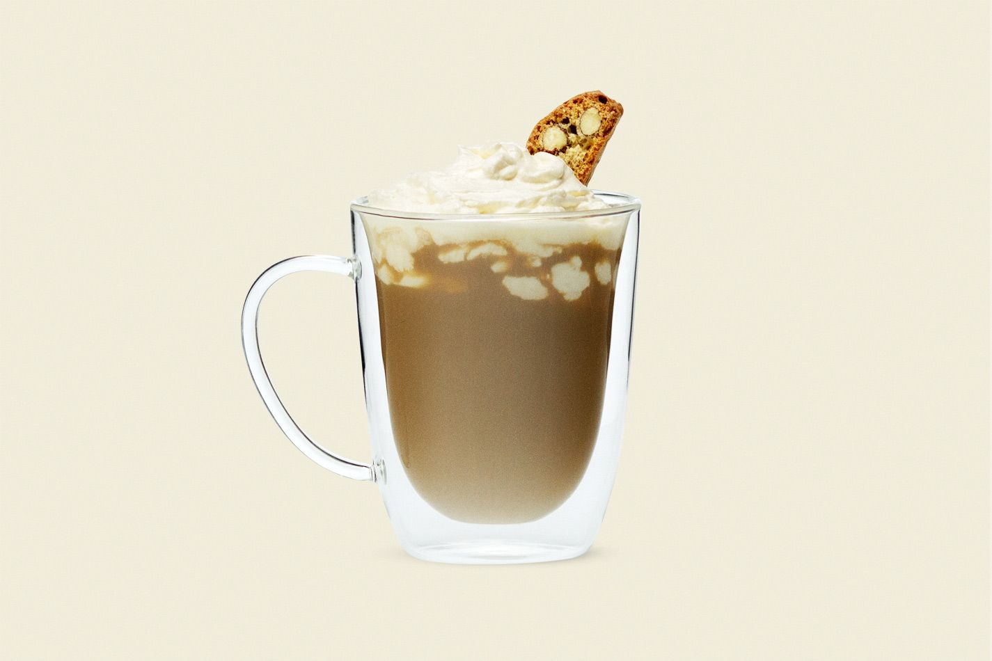 Biscotti Winter with Baileys® Irish Cream Liquor with a Hint of Biscotti Flavour | thebar.com
