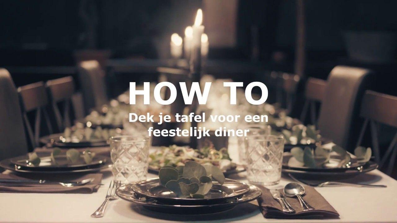 How to: dek je tafel voor een feestelijk diner |  IKEA Wooninspiratie  Styling: Lotte van Westerhoven | Cleo Scheulderman