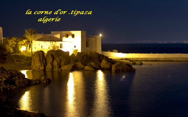belle algerie