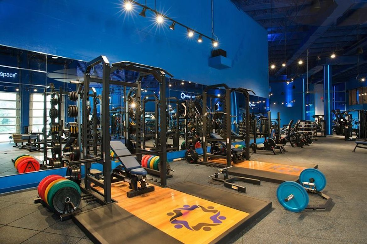 gym design | Fitness IS a way of life | Pinterest | Gym design ...