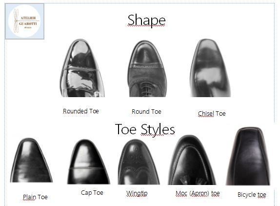 Shape And Toe Style T Q M Fashion Info Amp Tips Style