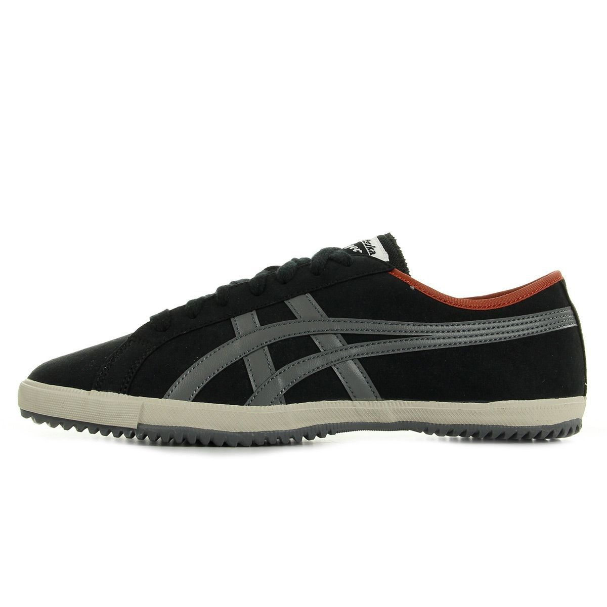 chaussure running homme gel glide noire asics