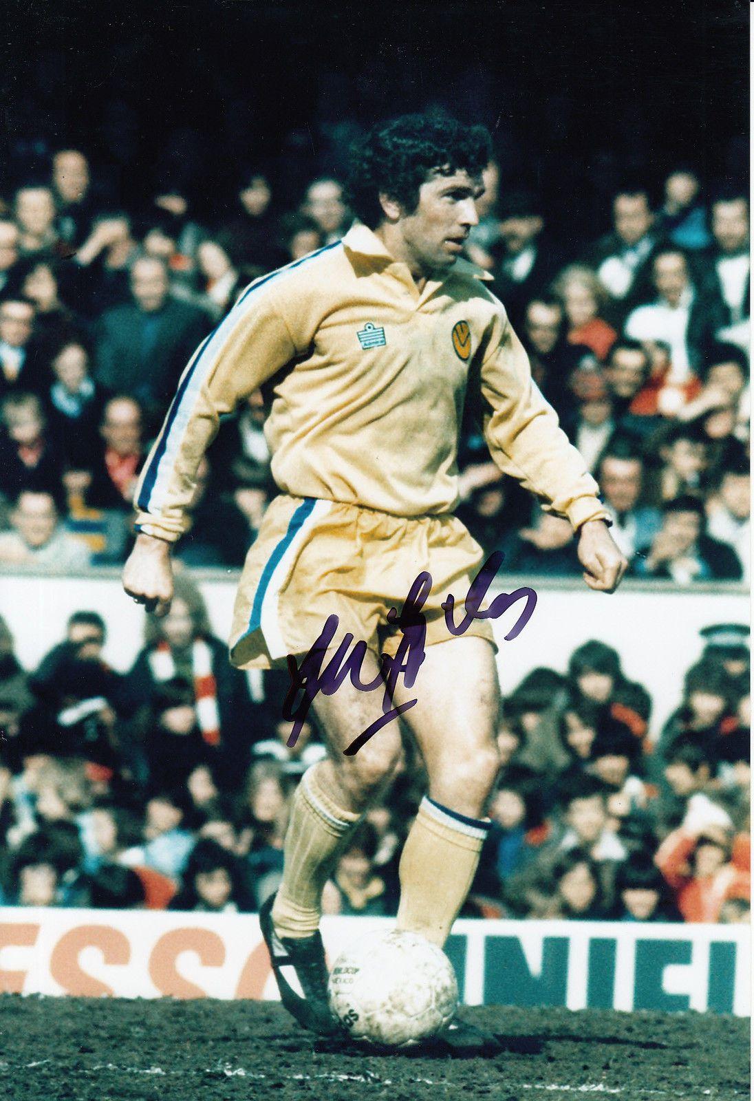 Johnny Giles of Leeds Utd in 1974. Leeds united, Sports