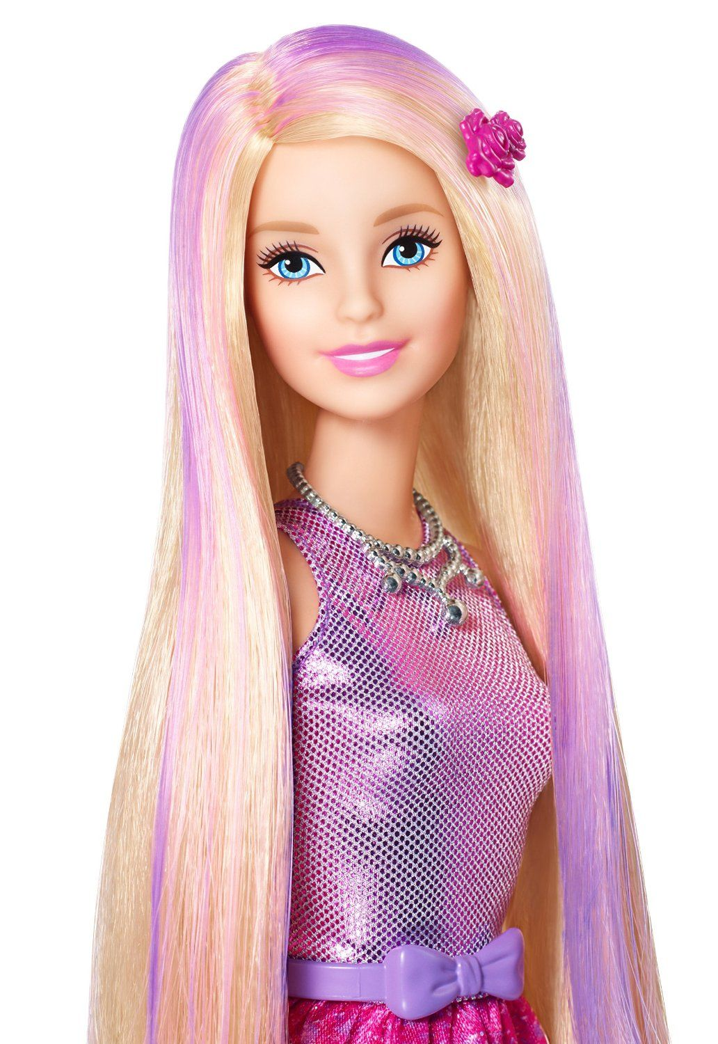 Barbie Hair Color And Style Doll Barbie World Pinterest