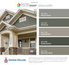 Image Result For Exterior Paint Colors Grey Green
