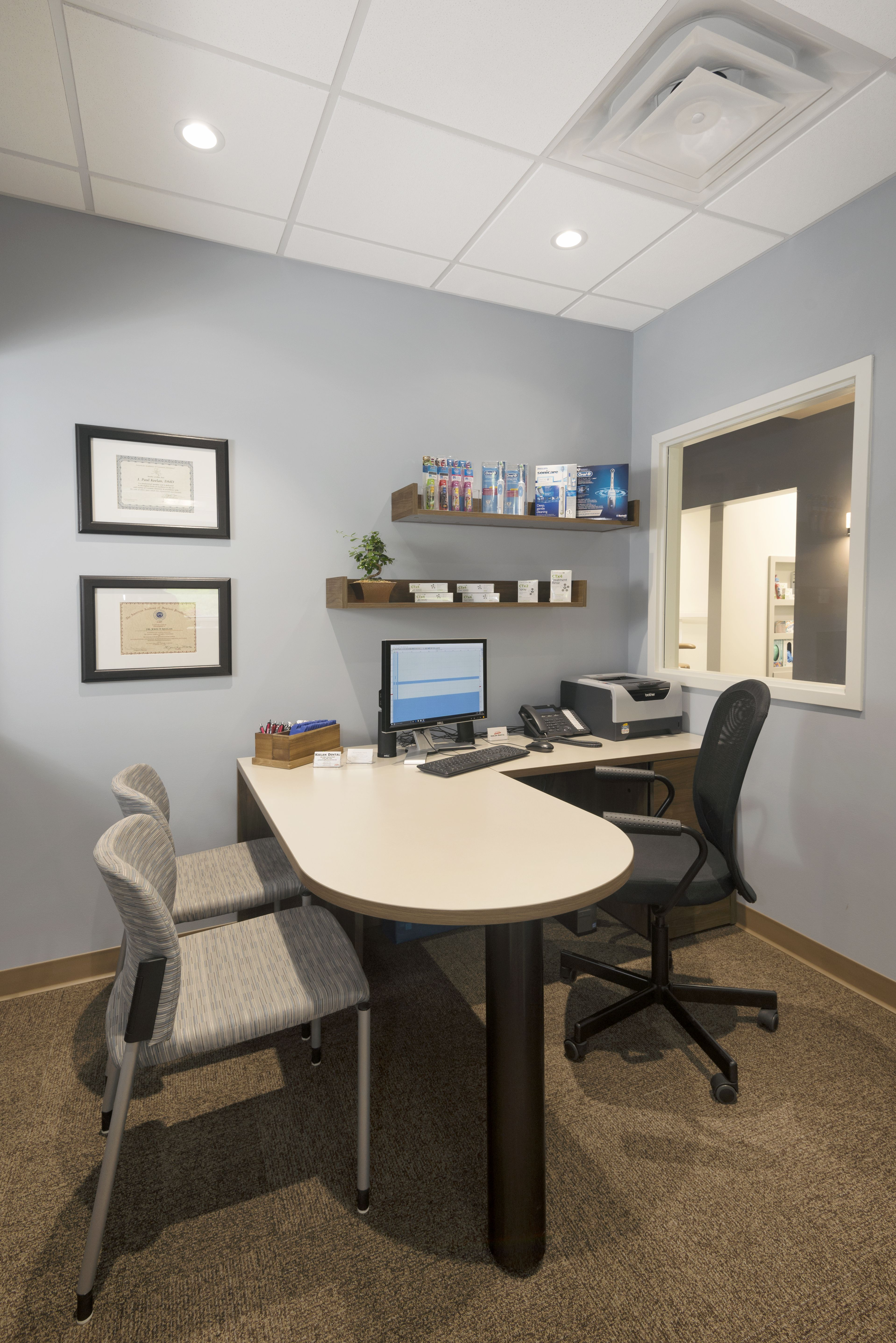 Keelan Dental Consult Rooms Doctor S Office Design