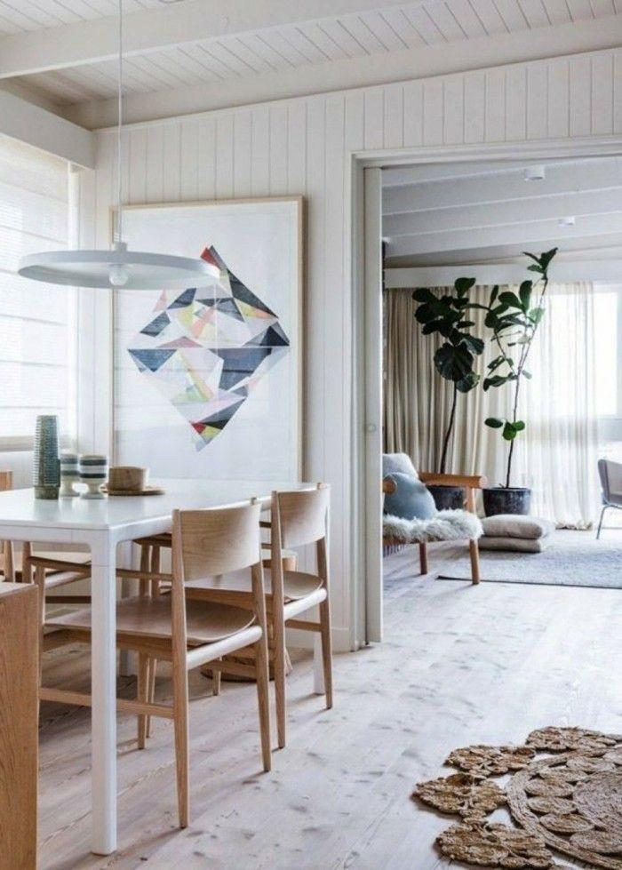 Skandinavisch Einrichten Das Esszimmer Modern Einrichten
