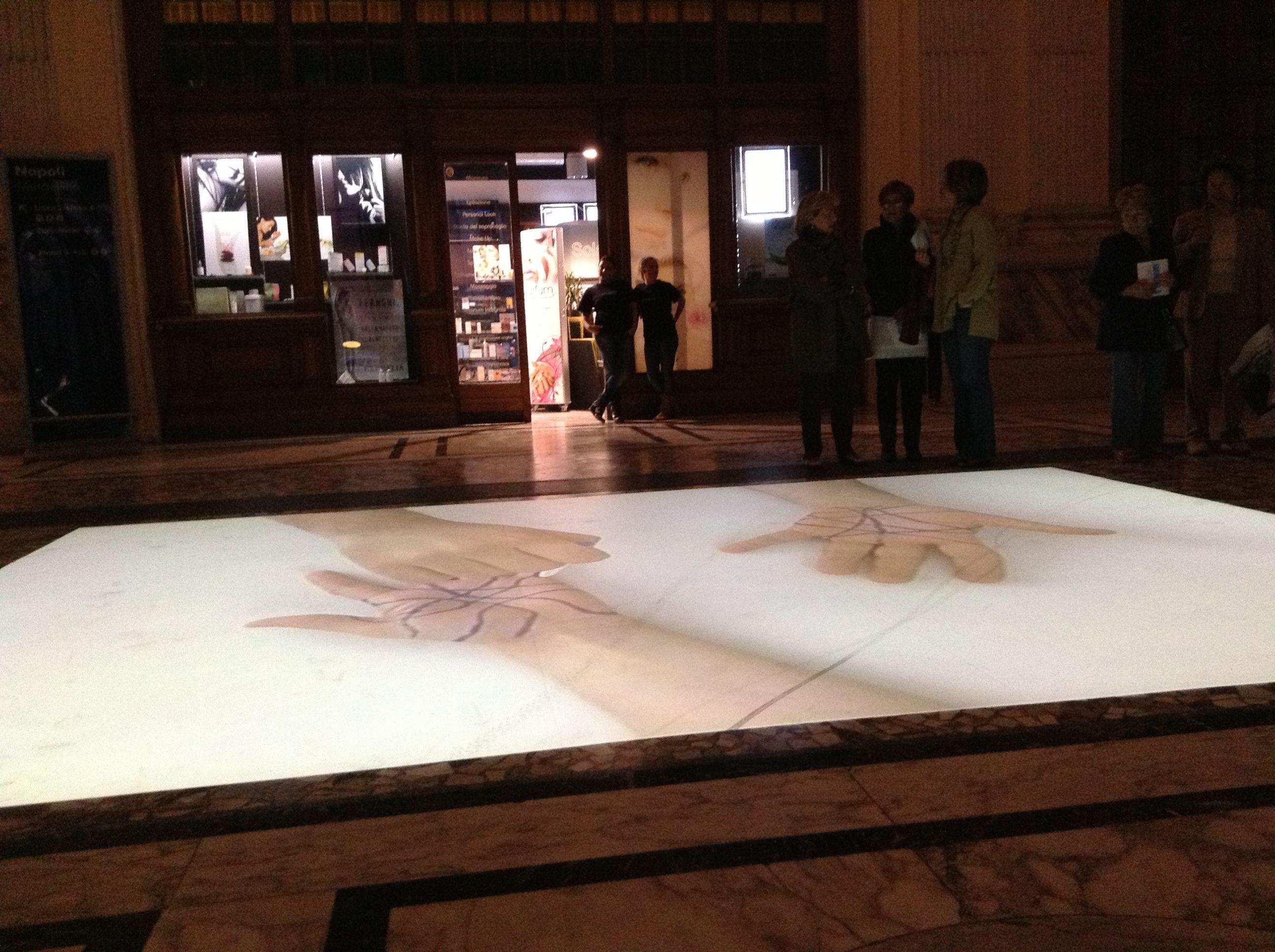 Bianco-Valente, Complementare, 2010 Video. Courtesy Voice Gallery, Marrakech e Fabio Tiboni/Sponda, Bologna