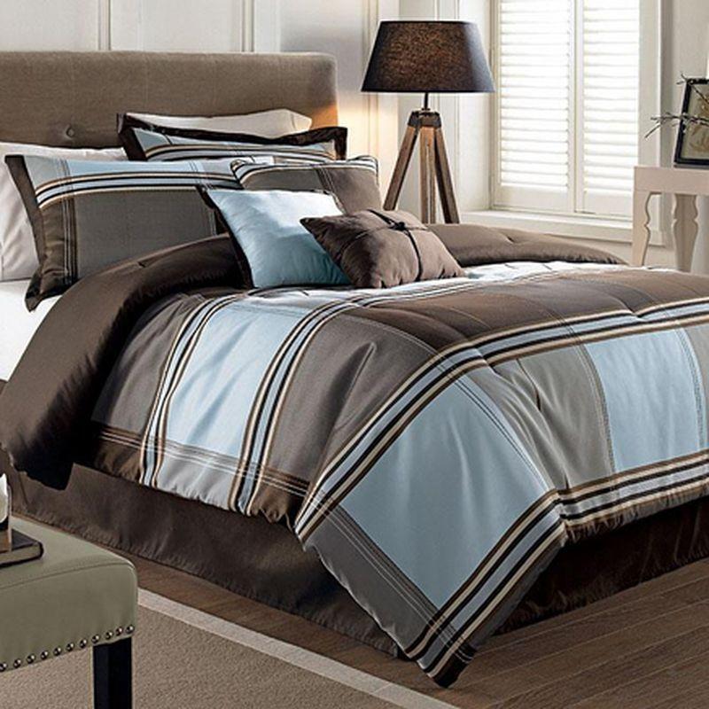 Whole Home Md Killian Comforter Set Sears Sears Canada Flannel Duvet Cover Comforter Sets Duvet Covers