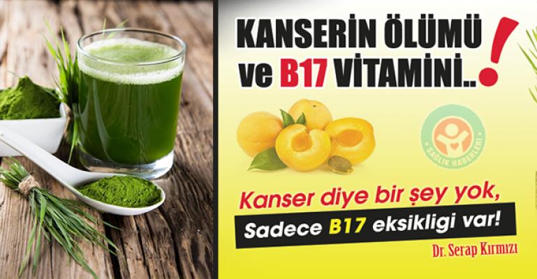 Kanserin ölümü ve B17 vitamini eksikliği..! #vitamins