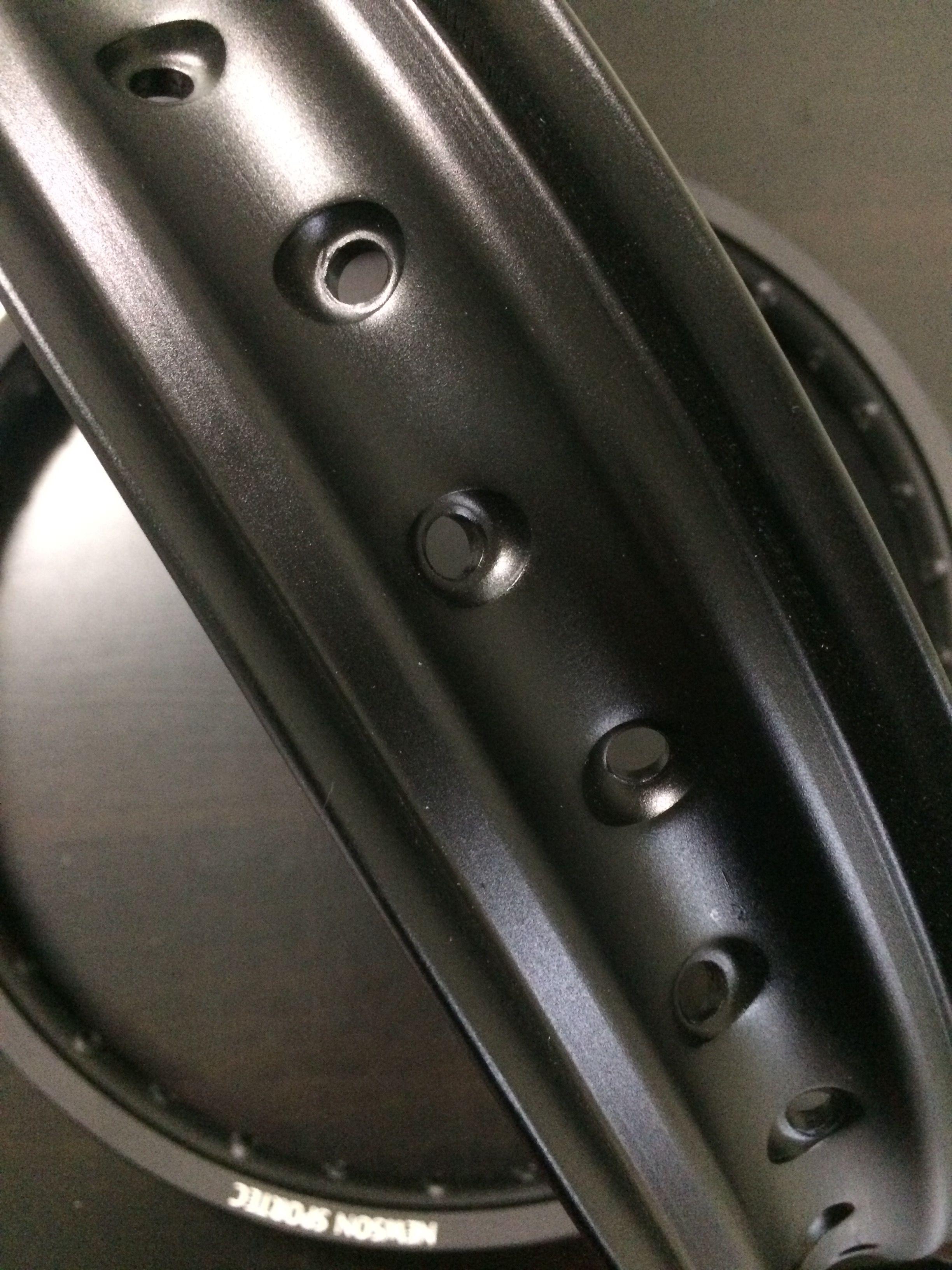 Pin On Motor Wheels W Newson Sportec Spokes
