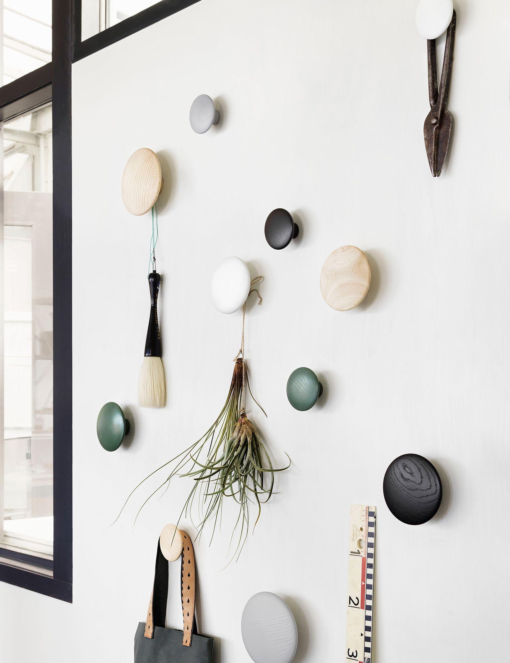 Charmant Dots Muuto   Versions Bois Et Métal Meuble Interieur, Patère Design, Patere  Bois,