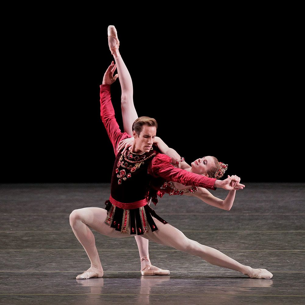 New York City Ballet Jewels All Balanchine 4bill New York City Ballet Male Ballet Dancers Ballet Pictures
