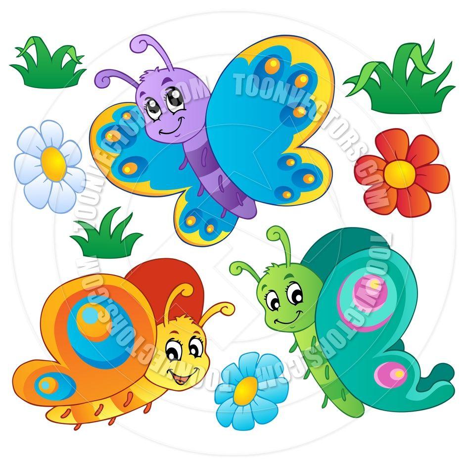 Flowers drawings for kids google zoeken clip art pinterest flowers drawings for kids google zoeken cartoon butterfly butterfly clip art cute butterfly izmirmasajfo