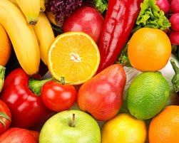 BEST FRUITS AND VEGGIES