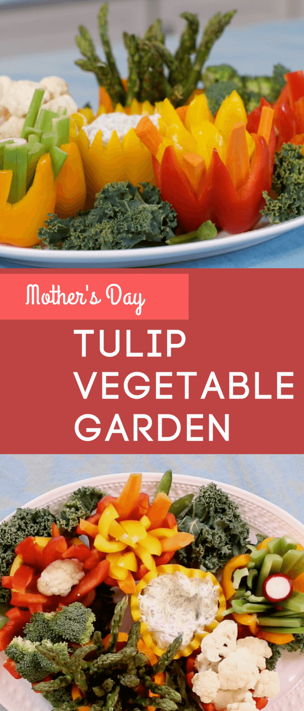 Tulip Vegetable Garden