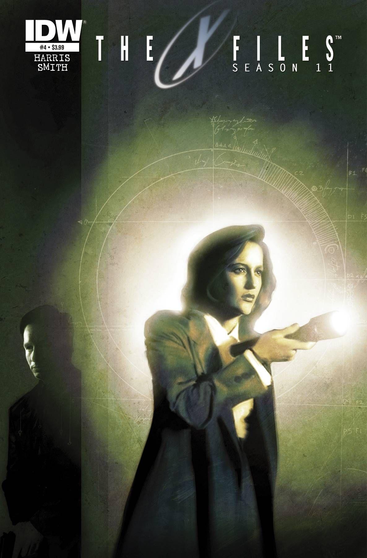 X-Files - Season 11  #4