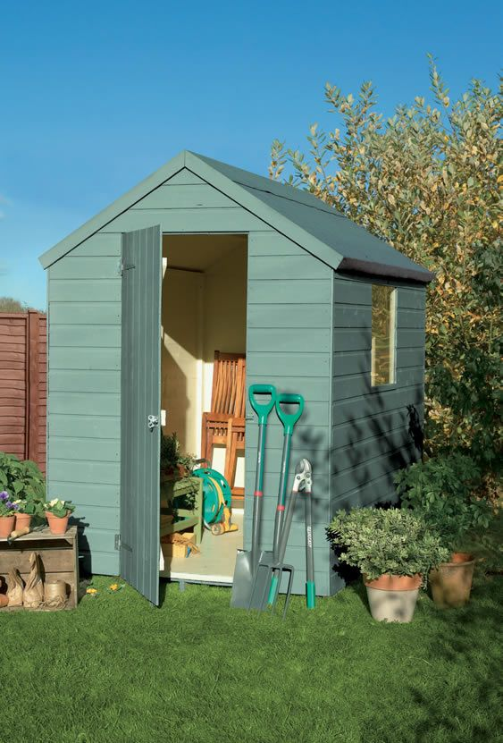 Seagrass Colour Paint Ideal For Garden Sheds Planters Garden Furniture And Bird Boxes Painted Garden Sheds Cuprinol Garden Shades Shed Colours