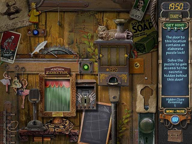 Solve Devious Puzzles To Uncover Hidden Clues In Mystery Case
