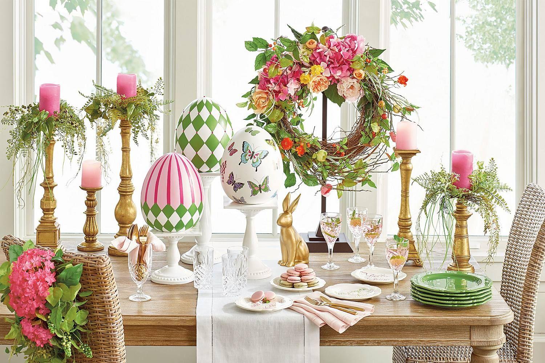 11 Easter Spring Decorating Ideas Grandin Road Blog Spring Easter Decor Easter Diy Easter Crafts
