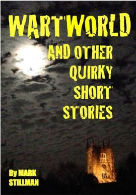 OUT NOW! Wartworld and other quirky short stories... An enticing mixture of parables and magical realism, adult fairytales and ghost stories.  Get your copy here: http://www.keephumanbooks.co.uk/shop-at-keep-human-books-publishers