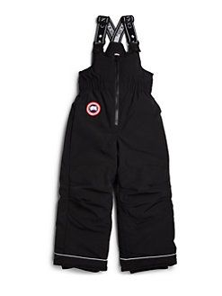 4d9b48269 Canada Goose - Toddler's & Little Kid's Down Snow Pants | Sugar ...