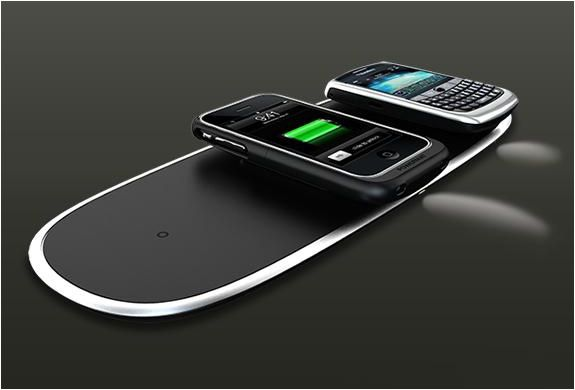 Wireless Powermat,crazy love mine!