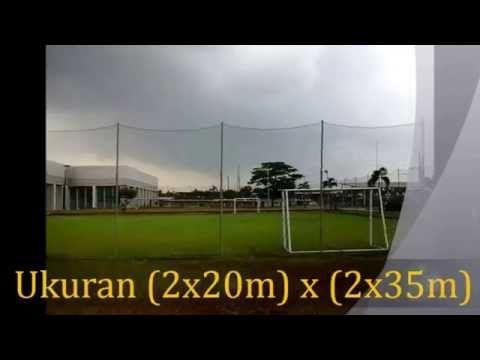 Ukuran lapangan  futsal, konsep lapangan olah raga sepak bola futsal, ja...