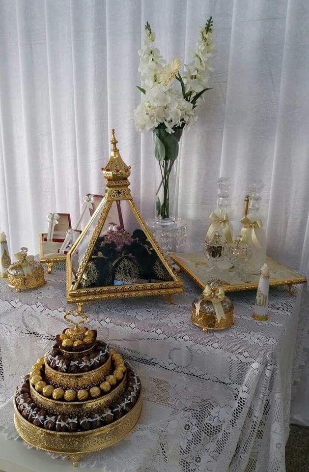 Pin By Sanae On Plaisir Gourmand Ideas And Creations Morocco Wedding Design Decoration Wedding Decorations Table Arrangements Wedding