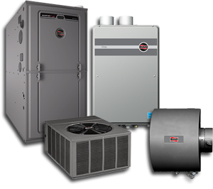 Best heating and cooling replacement options