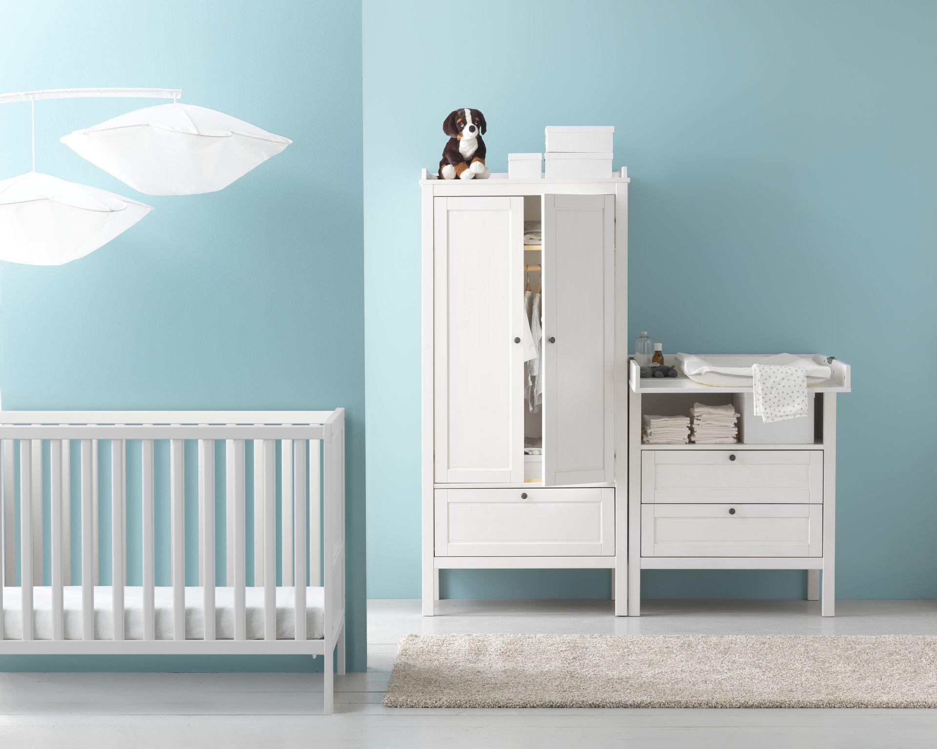 Kast Voor Babykamer : Sundvik kledingkast wit the baby pinterest ikea baby and
