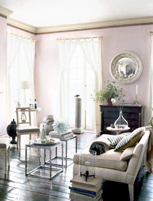 Curiously Lavender Living Room Elegant Living Room Grey White Living Room White Living Room #pink #walls #in #living #room