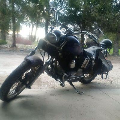 eBay: Harley-Davidson: Softail stored in heated Garage,built by