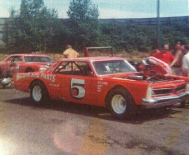 Larry Bell 65 Gto Super Stock Stock Car Racing Custom Muscle Cars Vintage Race Car