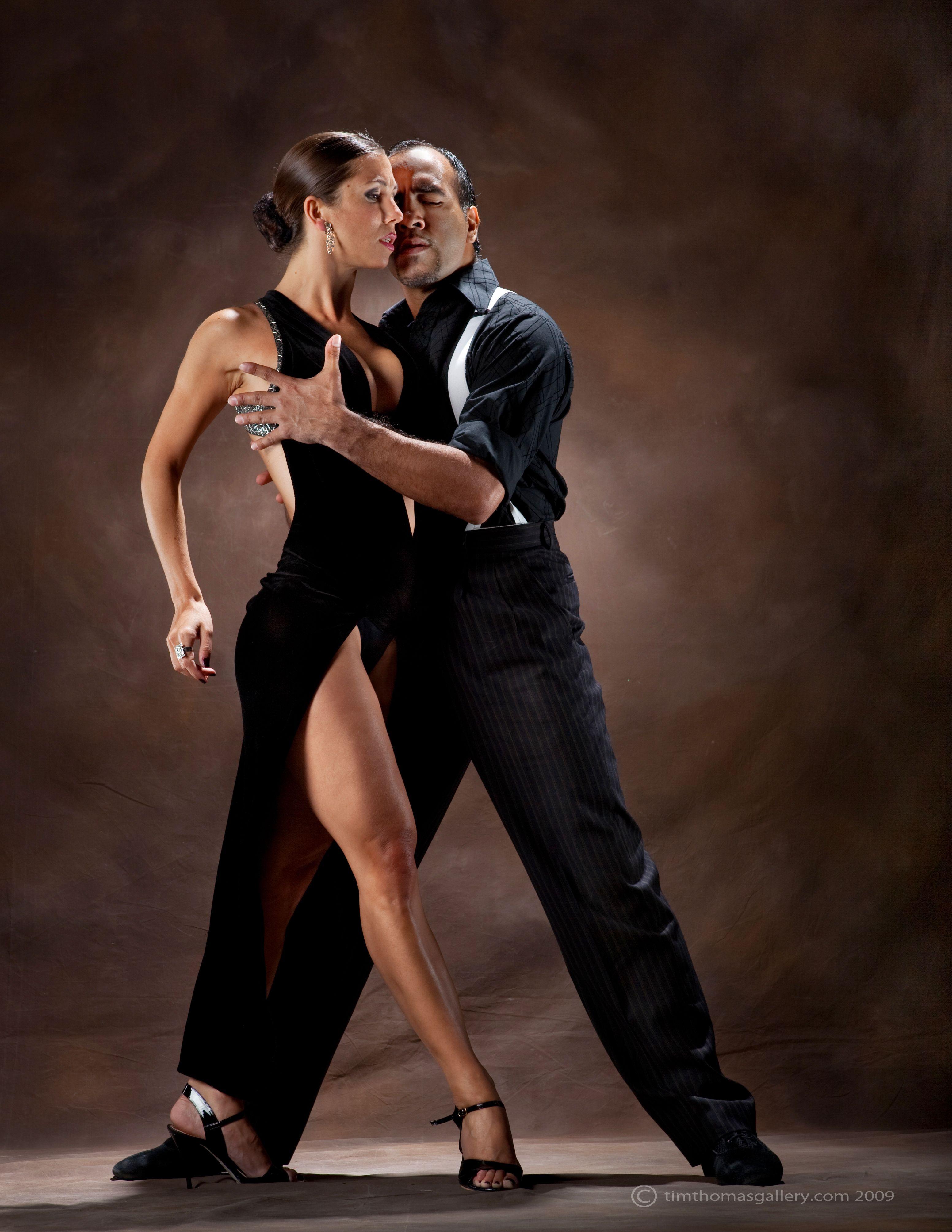 Картинка о танго