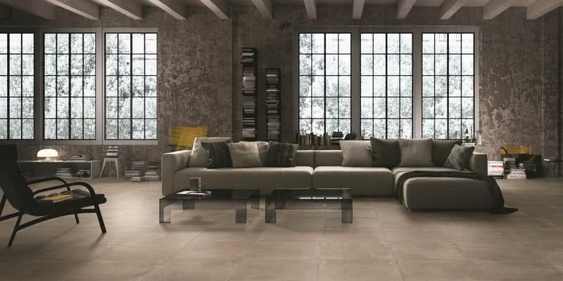 Afbeeldingsresultaat voor tegels woonkamer taupe | Woonkamer ...